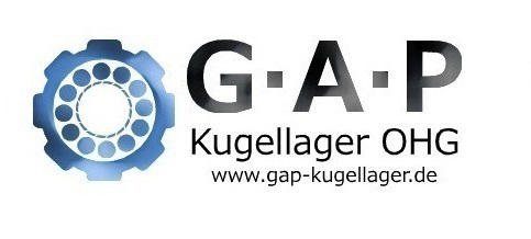GAP Kugellager OHG-Logo
